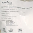 Navitas Naturals, Certified Organic Raw Cacao Powder, 10 lbs - iHerb.com