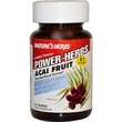Nature\'s Herbs, Power-Herbs, Acai Fruit, 60 Capsules - iHerb.com