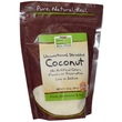 Now Foods, Real Food, Coconut, 10 oz (284 g) - iHerb.com