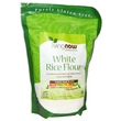 Now Foods, White Rice Flour, Gluten-Free, 32 oz (907 g) - iHerb.com