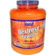 Now Foods, Dextrose Powder, Quick Energy Fuel, 10 lbs (4536 g) - iHerb.com