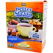 Now Foods, Better Stevia, Zero Calorie Sweetener, Original, 45 Packets, 1.59 oz (45 g) - iHerb.com