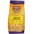 Now Foods, Healthy Foods, Cashews, Whole, Raw, 12 oz (340 g) - iHerb.com