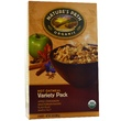 Nature\'s Path, Organic, Hot Oatmeal, Variety Pack, 8 Packets, 50 g Each - iHerb.com
