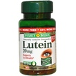 Nature\'s Bounty, Лютеин, 20 мг, 40 гелевых капсул - iHerb.com