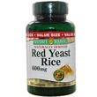 Nature\'s Bounty, Red Yeast Rice, 600 mg, 120 Capsules - iHerb.com