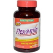 Nature\'s Bounty, Flex-a-min, Super Glucosamine 2000 Plus, 60 Coated Tablets - iHerb.com
