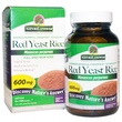Nature\'s Answer, Red Yeast Rice, 90 Veggi Caps - iHerb.com