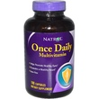 Natrol, Once Daily Multivitamin, Iron-Free, 180 Capsules - iHerb.com