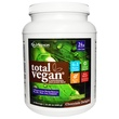 NuMedica, Total Vegan, Plant Protein Blend, Chocolate Delight, 21.86 oz (620 g) - iHerb.com