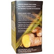 Numi Tea, Organic, Decaffeinated Tea, Ginger Lemon, 16 Tea Bags, 1.13 oz (32 g) - iHerb.com