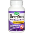 Nature\'s Way, HeartSure, Red Yeast Rice, Plus Phytosterols, 60 Tablets - iHerb.com