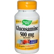 Nature\'s Way, Glucosamine, 500 mg, 90 Capsules - iHerb.com