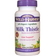 Oregon\'s Wild Harvest, Milk Thistle, 90 Non-GMO Veggie Caps - iHerb.com