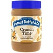 Peanut Butter & Co., Crunch Time, Хрустящее арахисовое масло, 16 oz (454 г) - iHerb.com