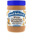 Peanut Butter & Co., White Chocolate Wonderful, арахисовое масло, смешанное со сладким белым шоколадом, 454 г - iHerb.com