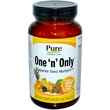 Pure Essence, One \'n\' Only, Superior Tonic Multiple, 90 Tablets - iHerb.com