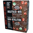 Raw Revolution, Organic Live Food Bar, Cherry Chocolate Chunk, 12 Bars, 1.8 oz (51 g) Each - iHerb.com