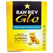 Raw Revolution, Glo, Creamy Peanut Butter & Sea Salt, 12 Bars, 1.6 oz (46 g) Each - iHerb.com