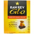 Raw Revolution, Glo, Mixed Nuts Caramel & Sea Salt, 12 Bars, 1.6 oz (46 g) Each - iHerb.com