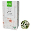 Rishi Tea, Organic Loose Leaf White Tea, Peach Blossom, 1.13 oz (32 g) - iHerb.com
