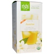 Rishi Tea, Organic Artisan Iced Tea, Green Tea, Jasmine, 5 1-Quart Iced Tea Sachets, 1.41 oz (40 g) - iHerb.com