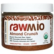 Rawmio, Almond Crunch, Chocolate Almond Spread with Crunchy Almonds and Cacao, 6 oz (170 g) - iHerb.com