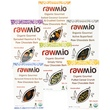 Rawmio, Raw Chocolate Gift Box, 6 Bark Bars, 1.76 oz (50 g) Each - iHerb.com
