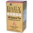 Rooney CV, Daily Detox II, All Natural Tea, Passion Fruit Flavor, 30 Filterbags, 1.63 oz (48 g) - iHerb.com