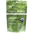 Sunbiotics, Organic Gourmet Probiotic Snacks, Original Almonds, 1.5 oz (42.5 g) - iHerb.com