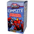 Rexall Sundown Naturals, Marvel Heroes Complete, 60 Chewable Super Heroes - iHerb.com