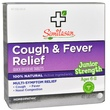 Similasan, Cough & Fever Relief, Junior Strength, 40 Quick Dissolve Tablets - iHerb.com