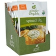 Simply Organic, Spinach Dip Mix, 24 Packets, 1.41 oz (40 g) Each - iHerb.com