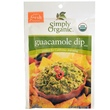 Simply Organic, Guacamole Dip Mix, 12 Packets, 0.8 oz (22.7 g) Each - iHerb.com