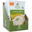 Simply Organic, Creamy Dill Dip Mix, 12 Packets, 0.70 oz (20 g) Each - iHerb.com