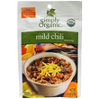 Simply Organic, Mild Chili Seasoning, 12 Packets, 1.00 oz (28 g) Each - iHerb.com