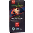 Endangered Species Chocolate, Natural Dark Chocolate with Cherries, 3 oz (85 g) - iHerb.com