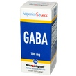 Superior Source, GABA, 100 mg, 100 MicroLingual Instant Dissolve Tablets - iHerb.com