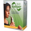 Squip Products, Salitair, Salt Air Inhaler, 4 Piece Kit - iHerb.com