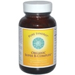 The Synergy Company, Organic Super B-Complex, 60 Veggie Tabs - iHerb.com
