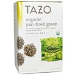 Tazo Teas, Organic Pan-Fired Green Tea, 20 Filterbags, 1.4 oz (40 g) - iHerb.com