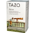 Tazo Teas, Well-Being, Focus, Black Tea, 16 Filterbags, 1.52 oz (43 g) - iHerb.com