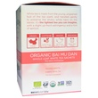 Two Leaves and a Bud, Organic Bai Mu Dan, Whole Leaf White Tea, 15 Sachets, 1.06 oz (30 g) - iHerb.com