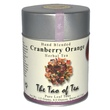 The Tao of Tea, Hand Blended Herbal Tea, Cranberry Orange, 4 oz (115 g) - iHerb.com