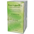 Twinings, Pure Peppermint Tea, Caffeine Free, 20 Tea Bags, 1.41 oz (40 g) - iHerb.com