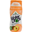 Wisdom Natural, Sweet Leaf, Water Drops, Peach Mango, 2.1 fl oz (64 ml) - iHerb.com