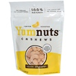 Yumnuts Naturals, Flavor Roasted Cashews, Touch of Honey, 5 oz (142 g) - iHerb.com