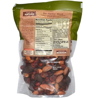 Back to Nature, Bar Harbor Blend, Cranberry, Almond Mix, 10.5 oz (297 g) - iHerb.com