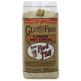 Bob\'s Red Mill, 8 Grain Hot Cereal, 27 oz (765 g) - iHerb.com