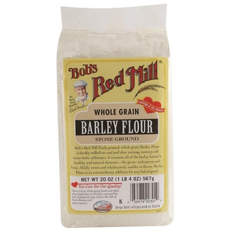 Bob\'s Red Mill, Whole Grain Barley Flour, 20 oz (567 g) - iHerb.com